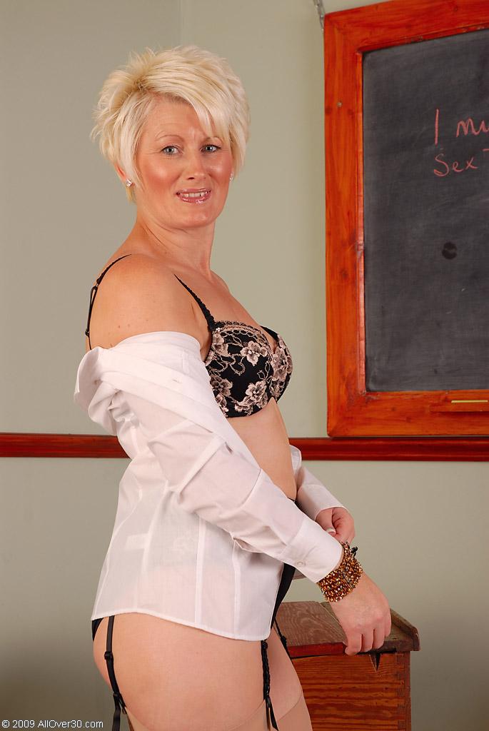 Фото зрелых учительниц 3 фотография
